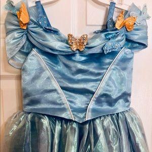 Cinderella costume.